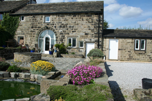 Whiteley Royd Farm, Hebden Bridge